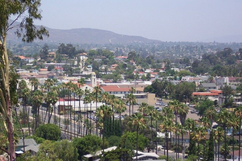 La Mesa, California. Located just East of San Diego. I live here for awhile in 1979.