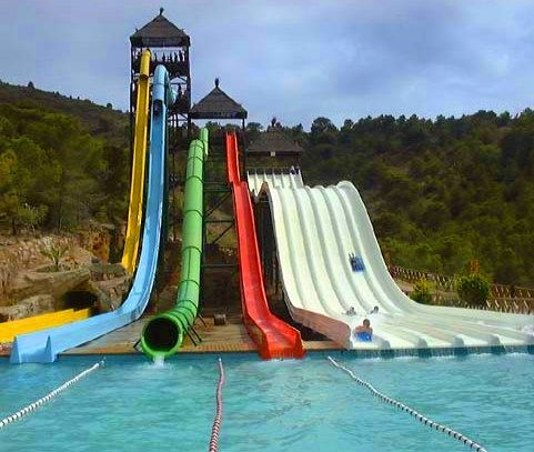 Water Parks On The Costa Blanca Summer Fun Toboganes De Agua Parques Parque Acuatico