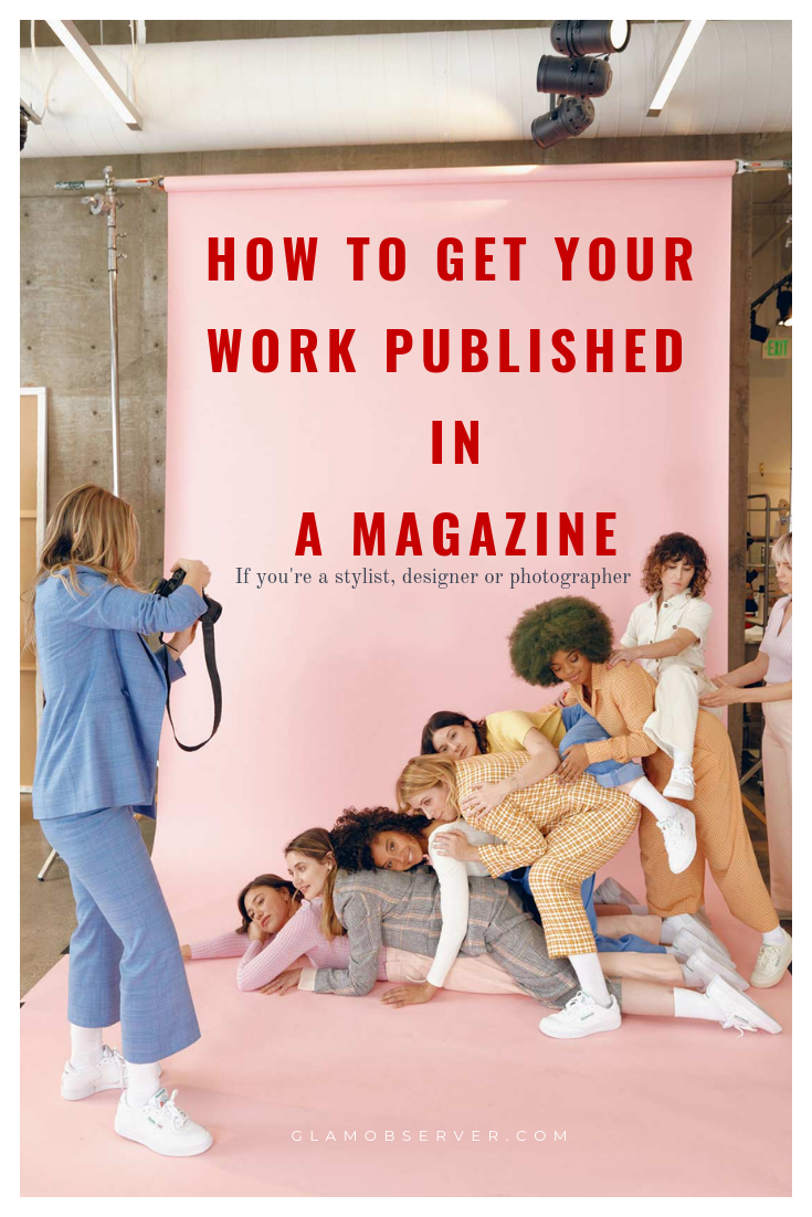How To Get A Job At A Fashion Magazine