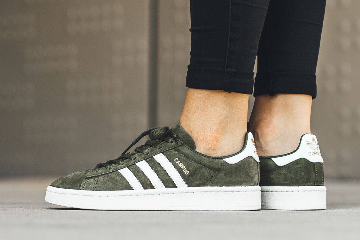 WMNS adidas Campus  Major Green  - EU Kicks  Sneaker Magazine 0489b733e