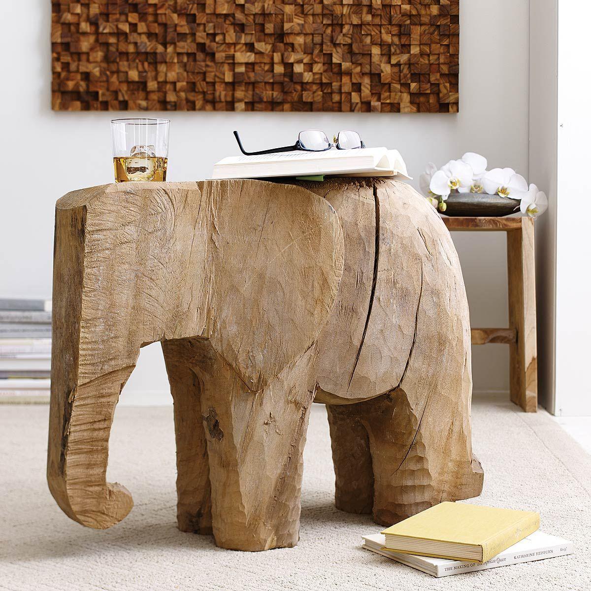 Horton Side Table. Elephant DecorationsElephant ... Part 95