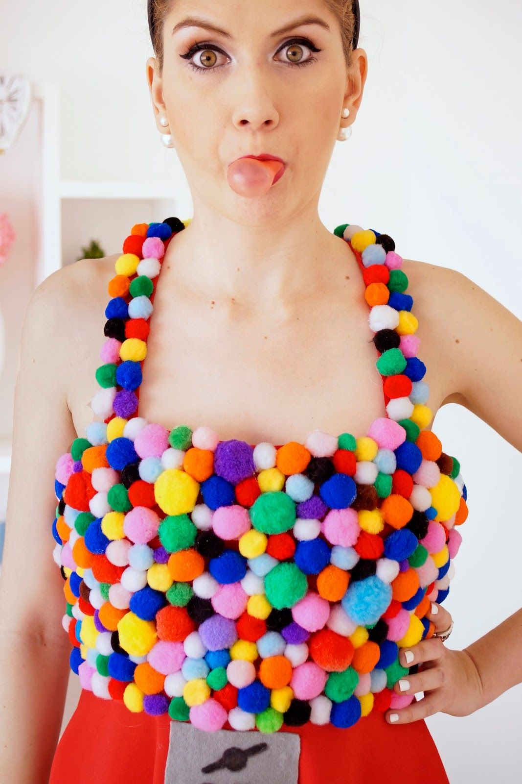 Candy Costume  Clever Halloween Costumes, Halloween -7306