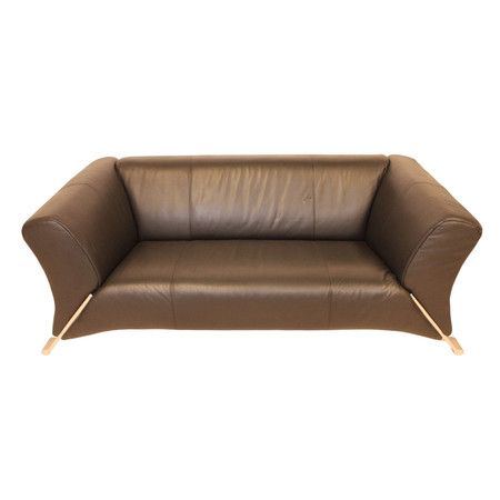 I Pinned This Vintage Rolf Benz 322 Sofa From The Vibrant