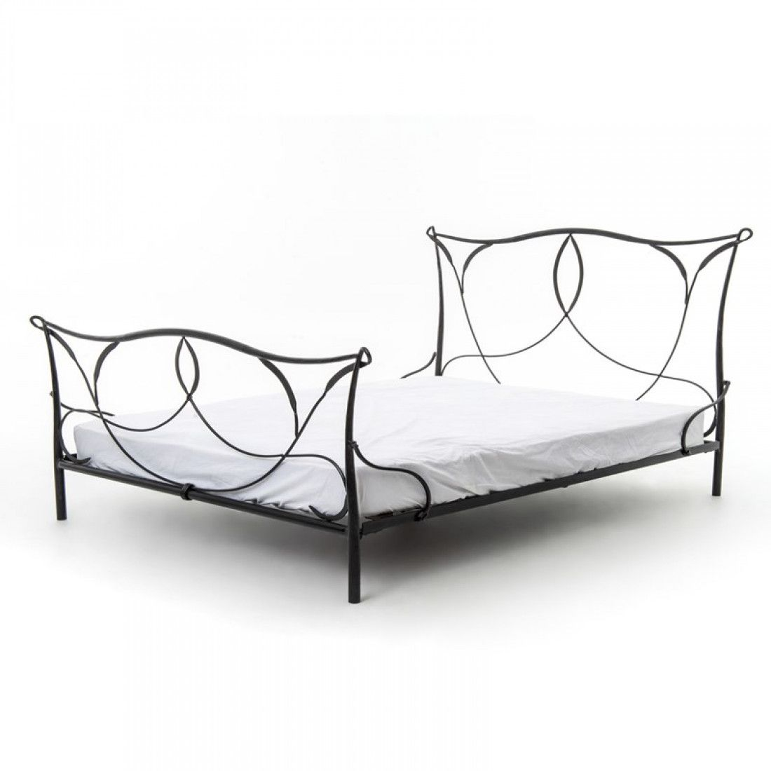 FOUR HANDS - Sienna Iron Bed - FH-ICAP-Q #rustic https:
