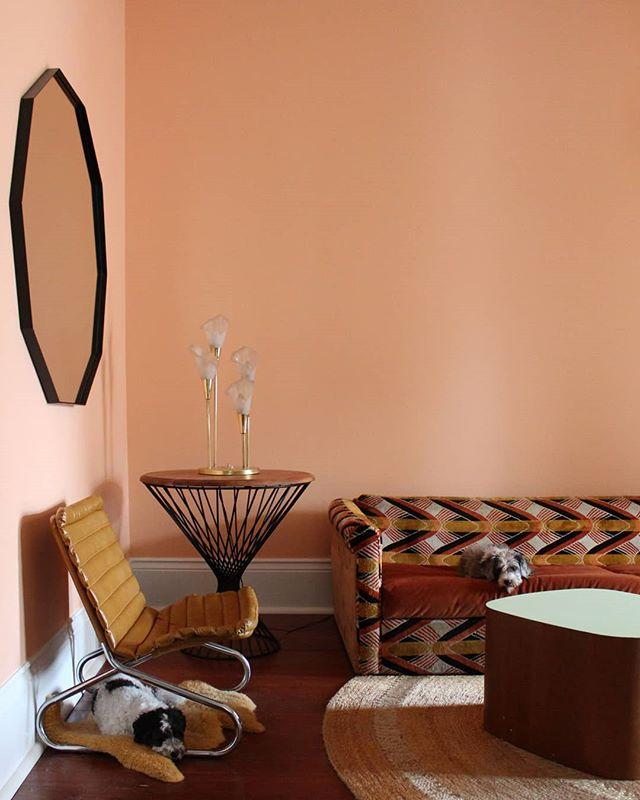 10+ Most Popular Peach Living Room Walls