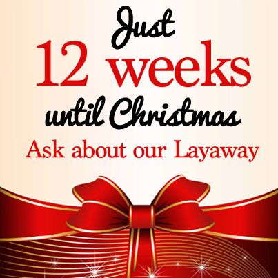 just 12 weeks until christmas get a head start on - Weeks Until Christmas