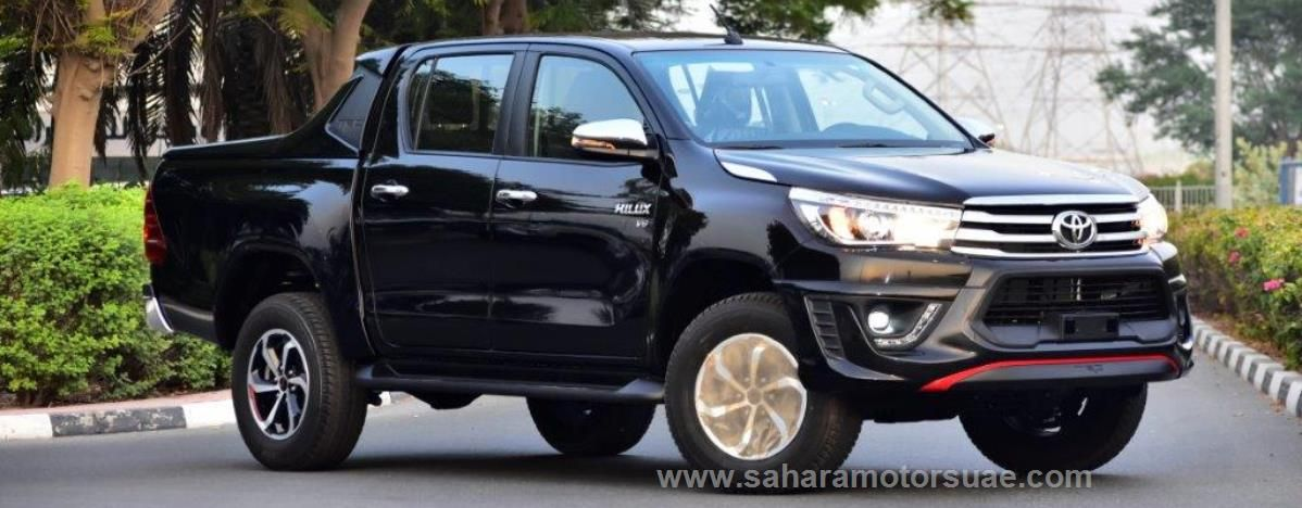 Toyota Hilux Double Cab Pickup Trd V6 4 0l At 2020 Toyota Hilux Toyota Toyota 4runner Trd