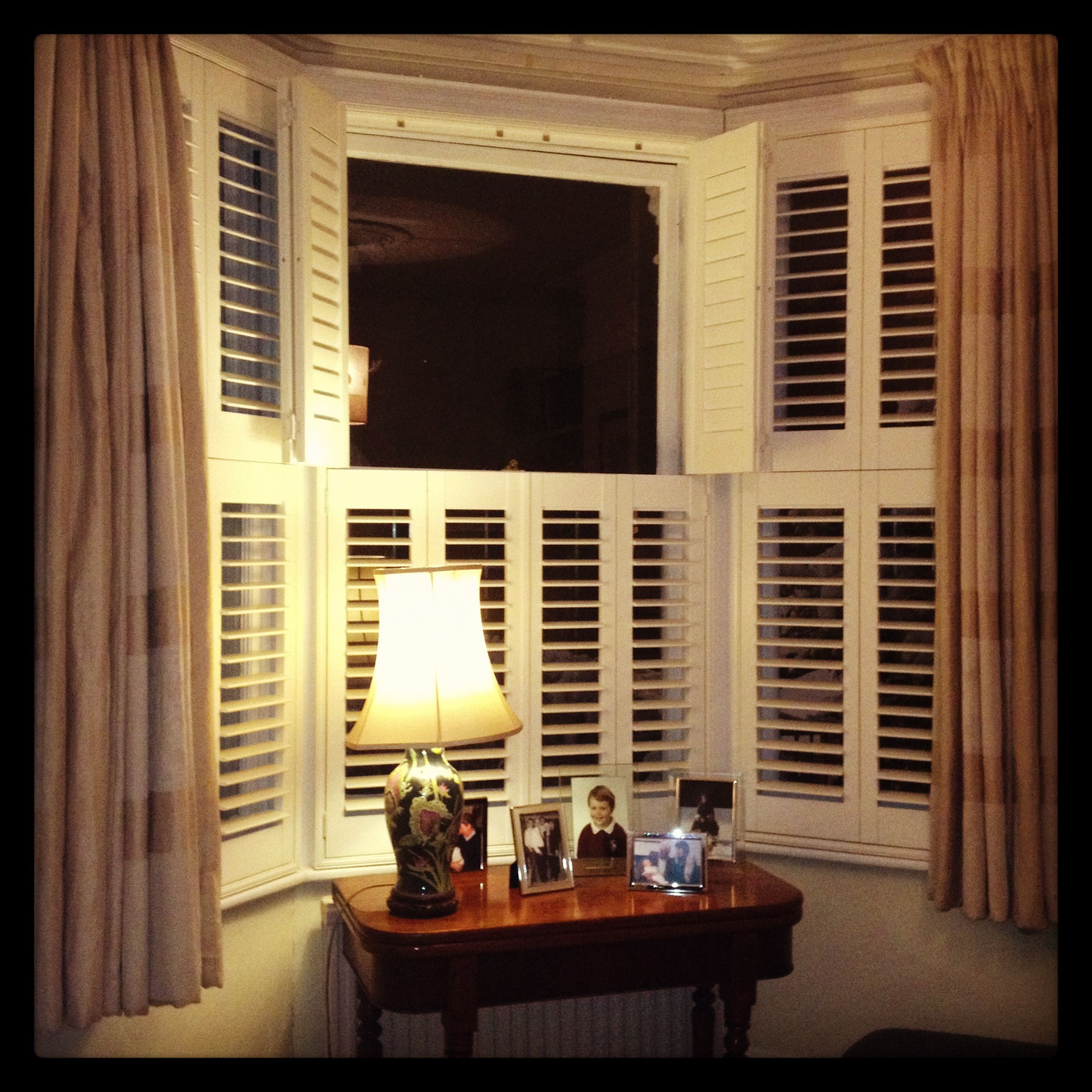 Cafe Shutters For Windows