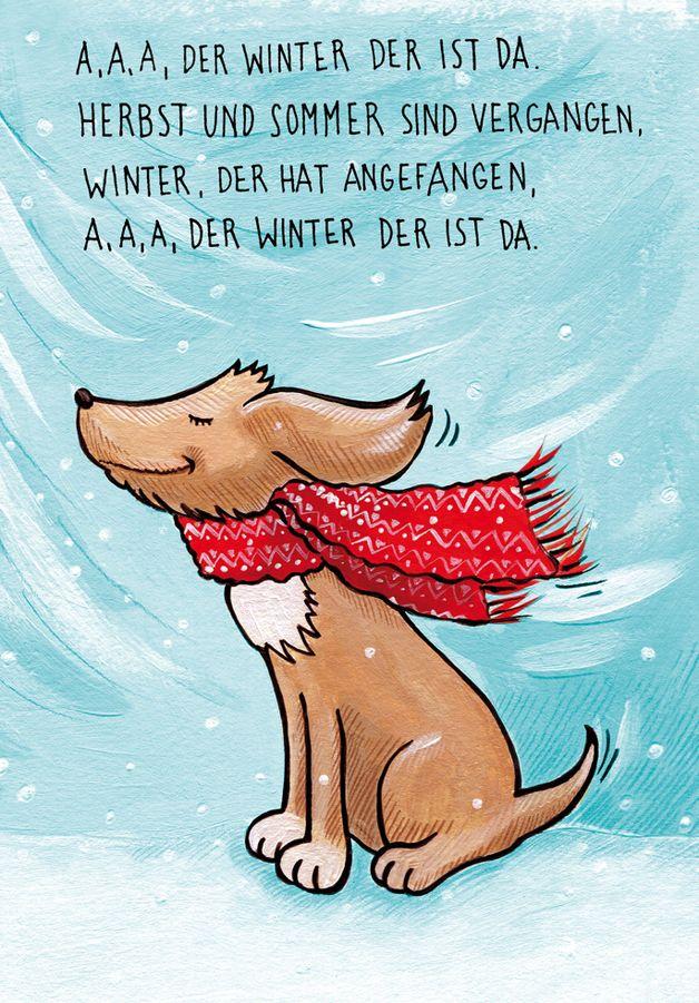 Weihnachtskarten - *Kinder*Karten 4 Stück *Weihnachten ...