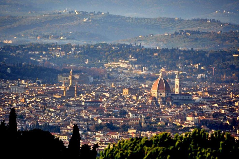 fiesole terrazza, firenze   Fiesole   Pinterest   Florence, Italy ...