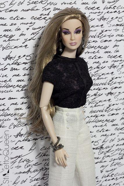 B&W Dania Zarr | New girl .... Top: FR London Mist Imogen Pa… | Flickr