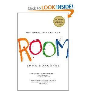 Room - amazing amazing book