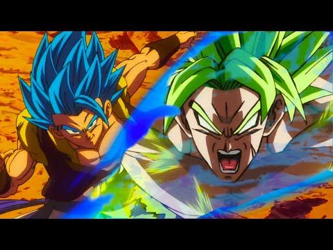 『STATUS』 Dragon Ball Super • Gogeta Vs. Broly (EDIT)