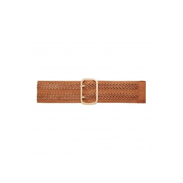 Forever New Marcy Wide Belt ($21) ❤ liked on Polyvore featuring accessories, belts, forever new, fat belt, thick belt, flat belt and wide belt