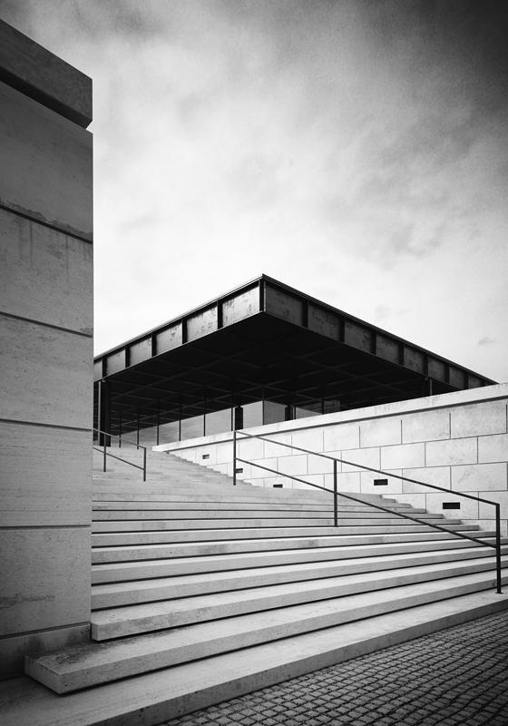 Neue Nationalgalerie - Mies van der Rohe