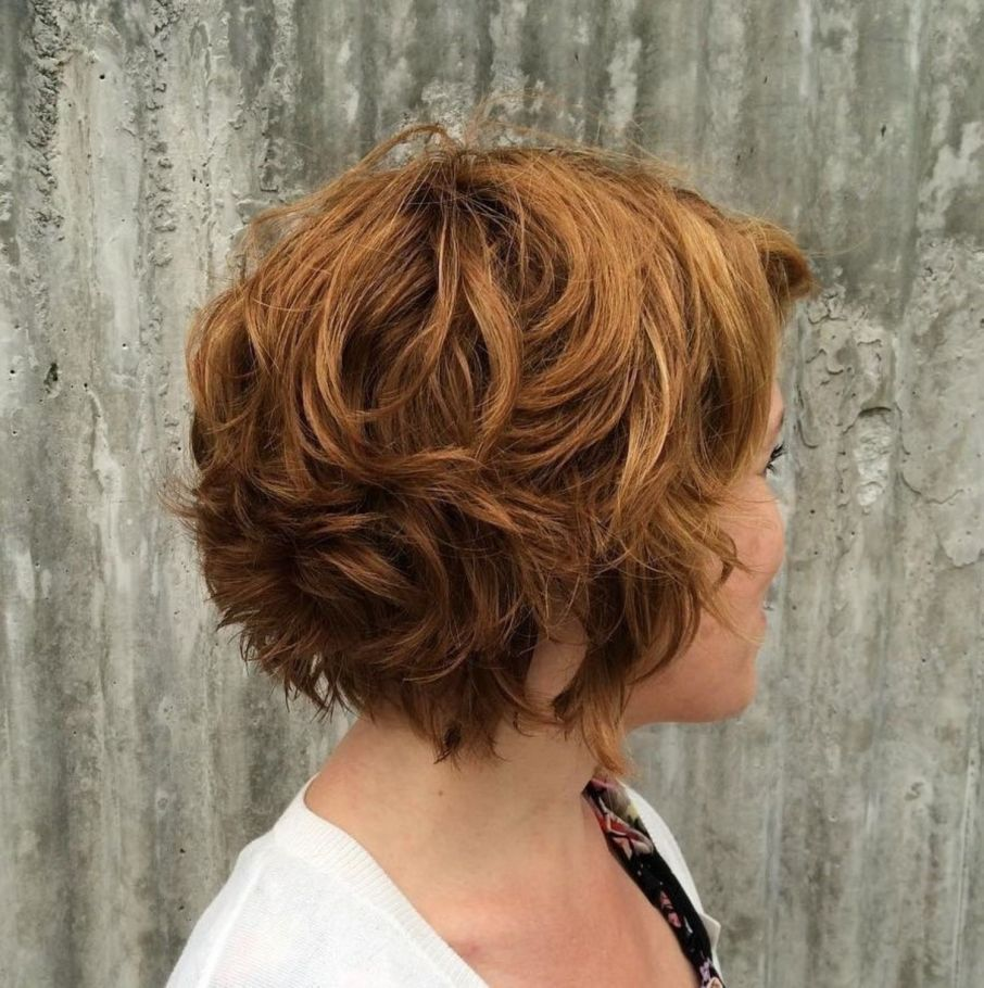 short layered wavy hairstyle #layeredwavyhairstyle | layered