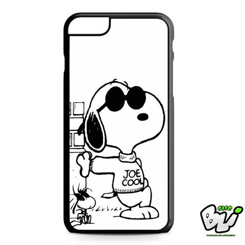 Cute Cool Snoopy Iphone 6 Plus Case