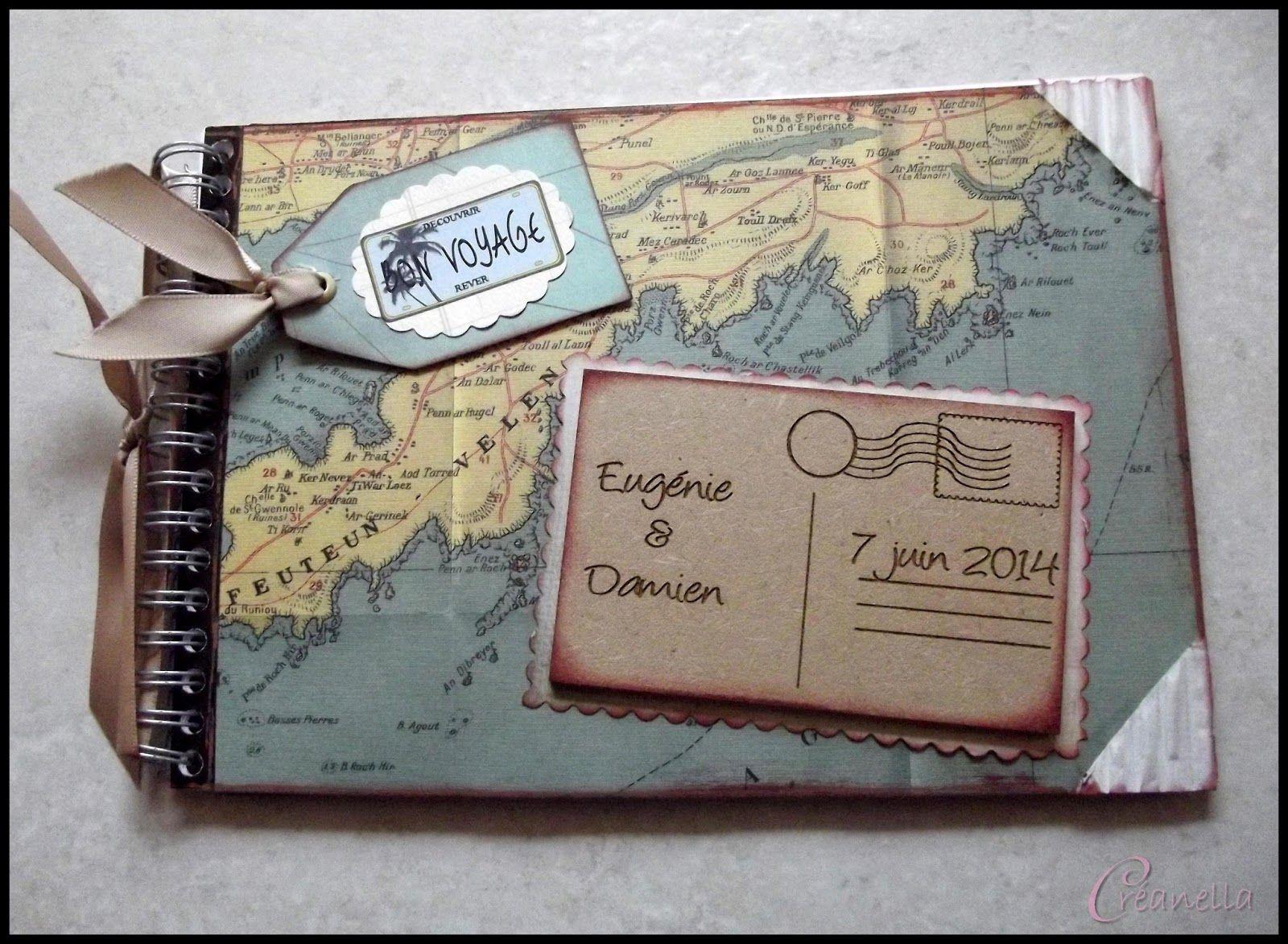 Creanella Livre D Or Theme Voyage Livre D Or Theme Voyage