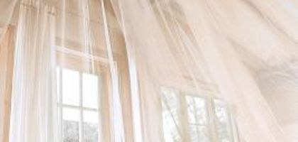 How to Hang a Canopy from the Ceiling Without Drilling ...