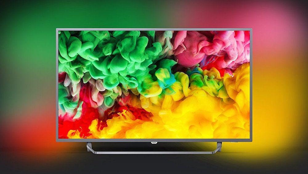 This Superb 55 Inch Ambilight 4k Tv Deal S Black Friday Price Is Back Smart Tv 4k Tv Led Tv