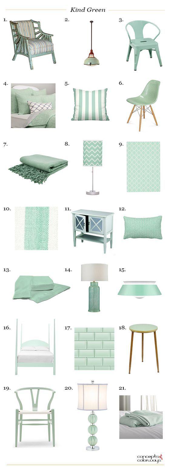 sherwin williams kind green products, mint green, eucalyptus green, seafoam green