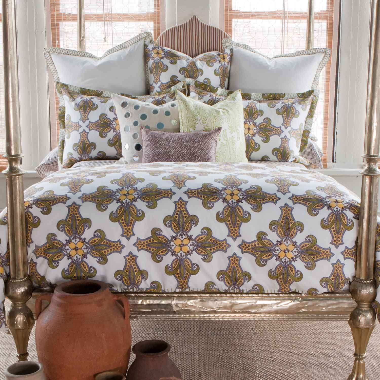 Nicobar Bedding from John Robshaw