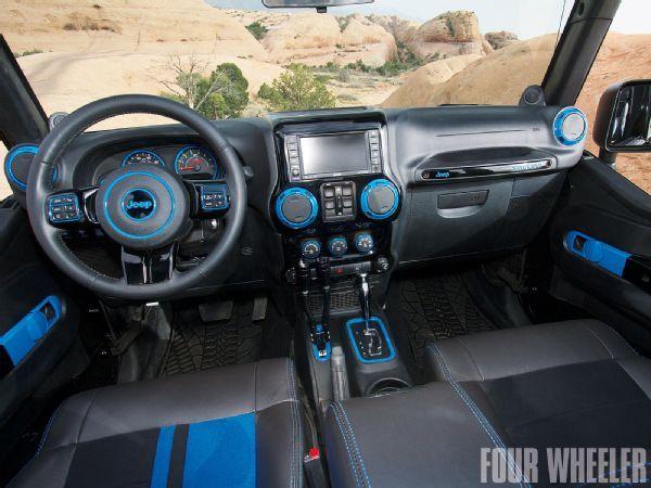 2012 Jeep Wrangler Apache Interior #Hummer #Humvee #Rvinyl U003du003du003du003du003d