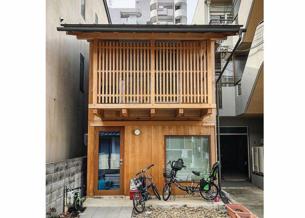Why The Best Views in Kyoto are the Most Humble Small Buildings