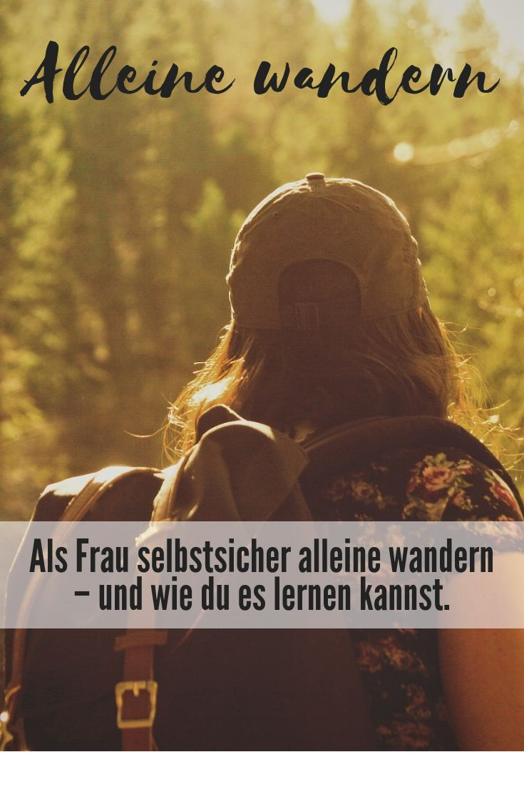 "Photo of Alleine wandern: ""Mehr Frauen in den Wald!"" 