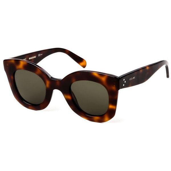 a013126832 Celine CL 41393 S Baby Marta 05L 1E Sunglasses (5