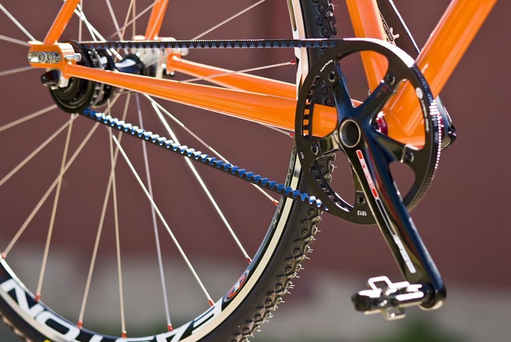 Gates Creates First Ever Belt Drive Singlespeed Cyclocross Team