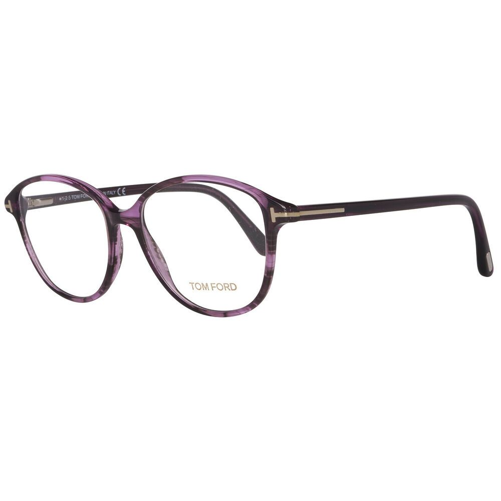 Tom Ford Damen Brillengestell Lila Ft5390 51081 Brillengestelle Augenoptik Beauty