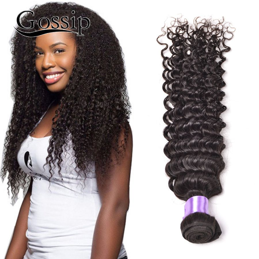 Mogolian kinky curly virgin hair a deep wave curly weave human hair