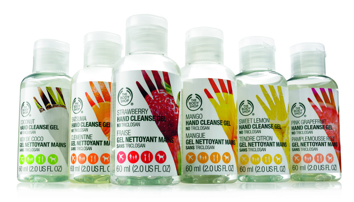The Body Shop Coconut Hand Cleanse Gel 60ml More Info Could Be