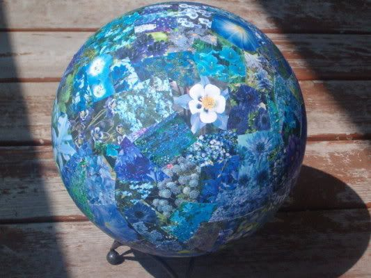 Decorative Yard Balls 10 Diy Decorative Garden Balls  Garden Projects Garden Junk And
