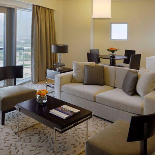 Luxury Hotel Apartments Near Dubai Mall