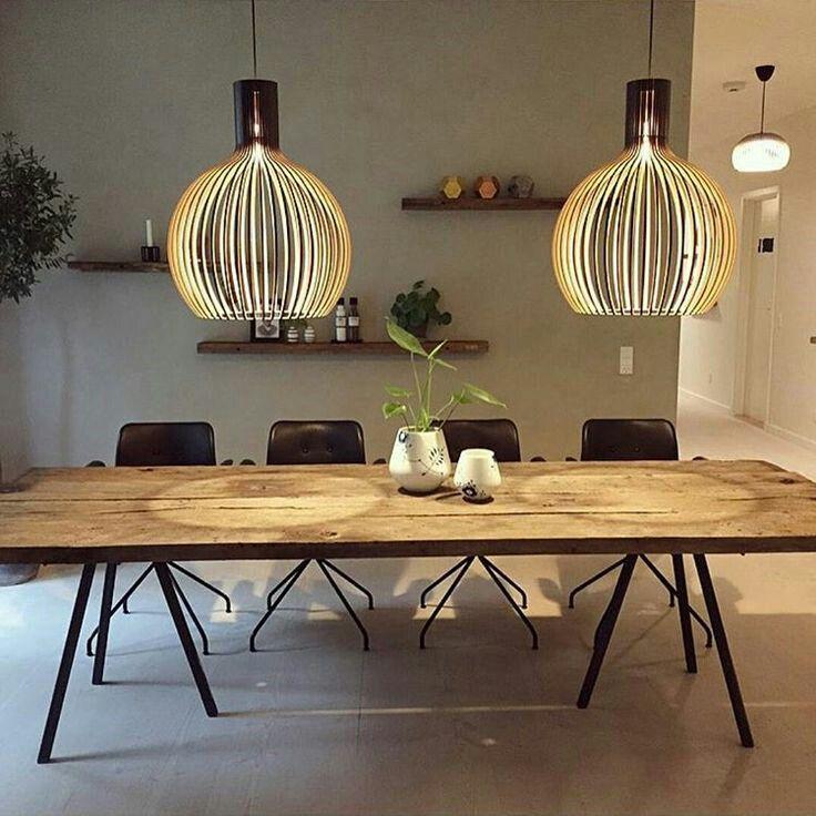 Ongebruikt Lampen boven kookeiland of eettafel | Verlichting woning, Eettafel EG-82