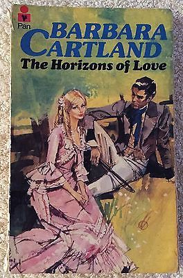 The Horizons of Love ~ BARBARA CARTLAND ~ Vintage Romance
