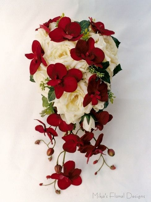 Artificial Wedding Bouquets Artificial Wedding Flowers By Mika
