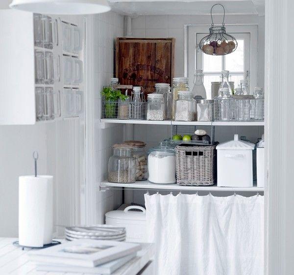 ib laursen kitchen white shabby k che pinterest haus haus deko und romantische k che. Black Bedroom Furniture Sets. Home Design Ideas