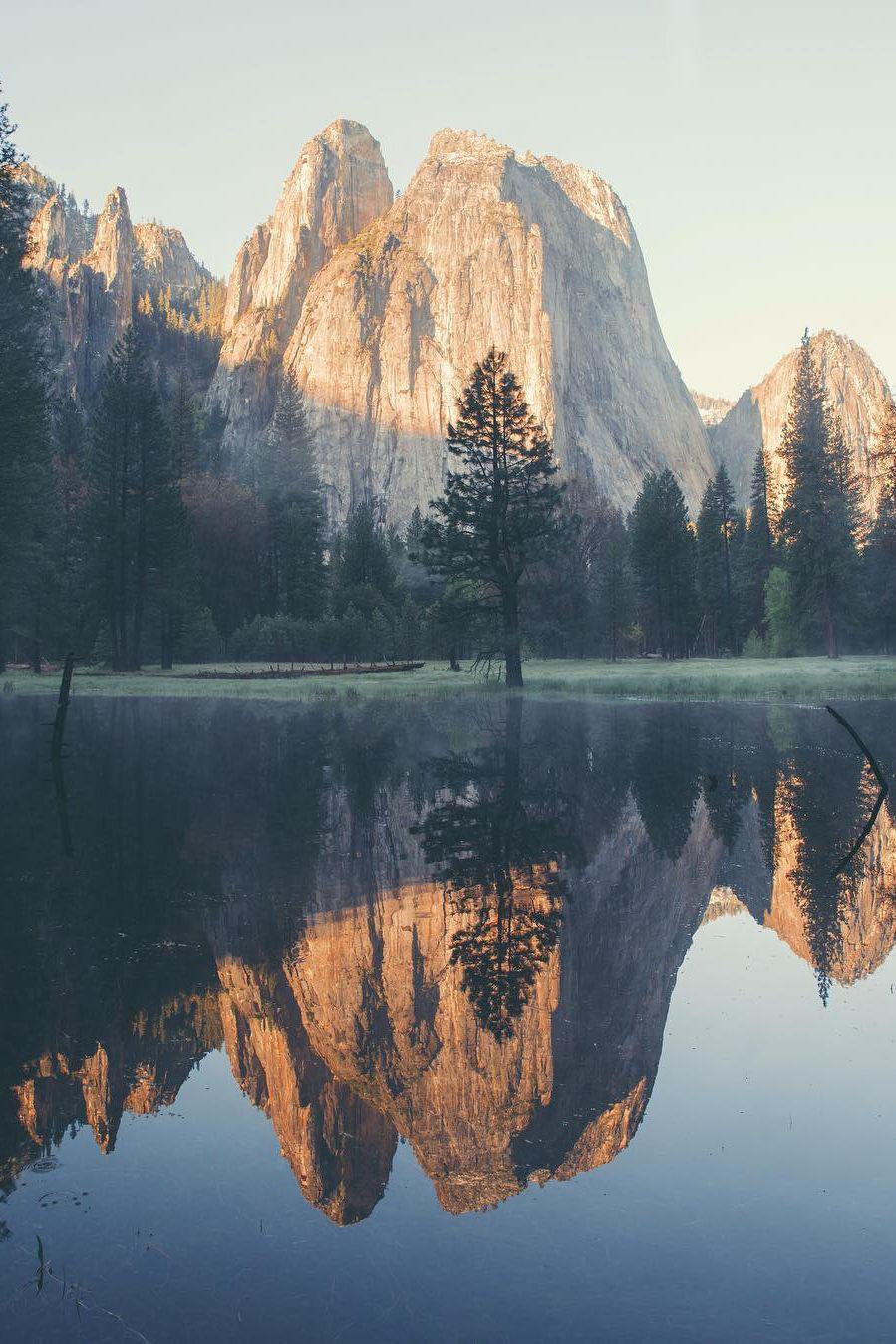 Yosemite Valley // Kyle Kuiper #naturallandmarks
