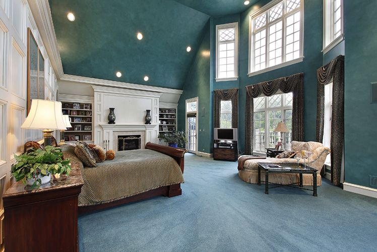 Two Story Bedroom   Google Search