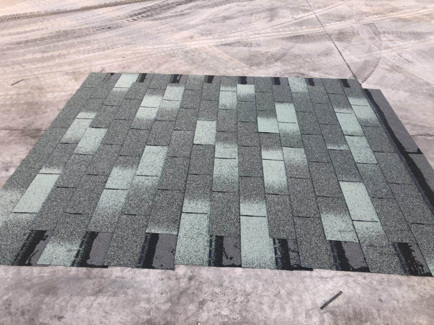 Best New Color Mixed Roofing Shingles With Shadow Colors Asphalt Roof Shingles Roofing Materials 400 x 300