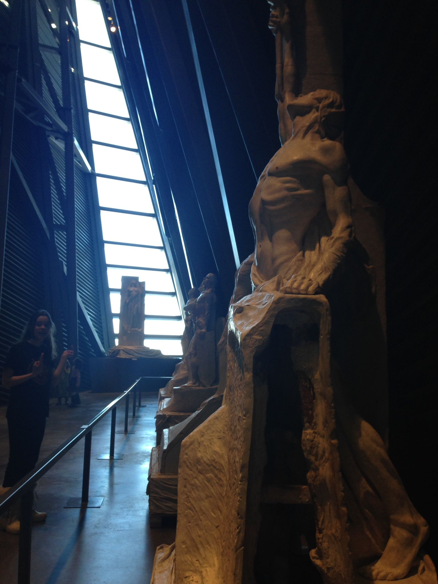 Regeneration Hall, Canadian War Museum. Museum, War, Fun
