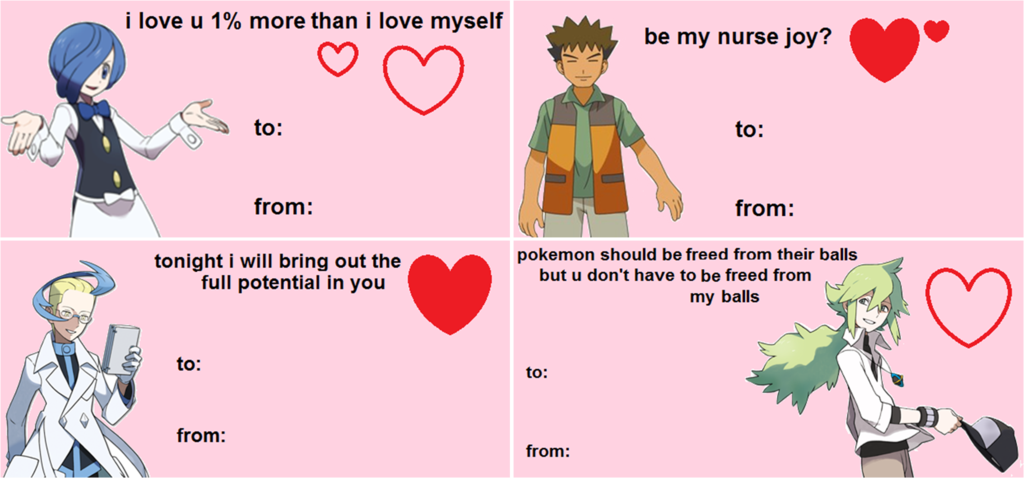 More Pokemon Valentines Day Cards by mgmteadeviantart on – Pokemon Valentines Card