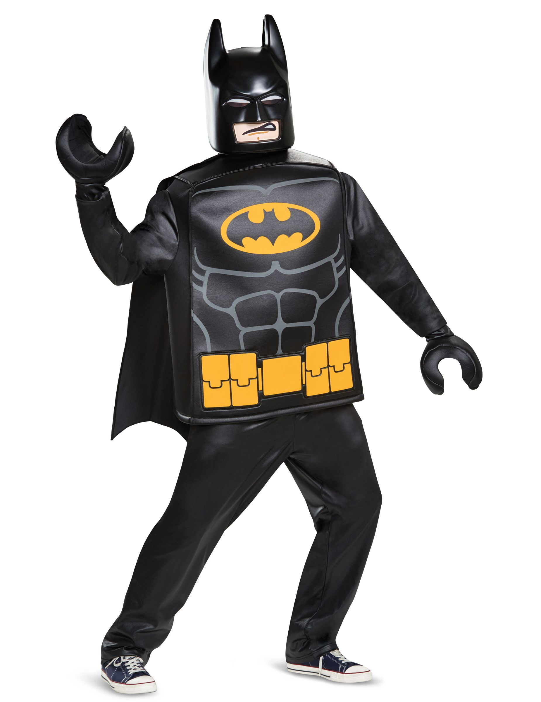 Costume da Batman™ LEGO™ deluxe per adulto