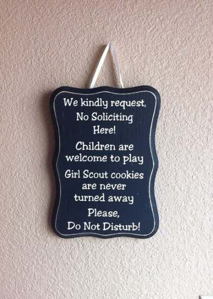 Super yard sale signs funny no soliciting 16 ideas #nosolicitingsignfunny