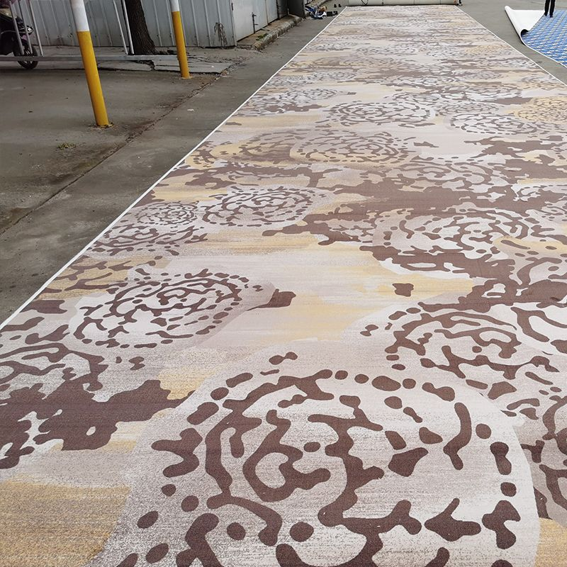 Customized Hallway Polyester Printed Rug In 2020 Rugs Prints Nantong