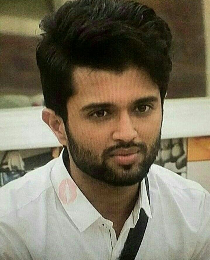 Image Result For Arjun Reddy Hair Style Vijay Deverakonda In 2019