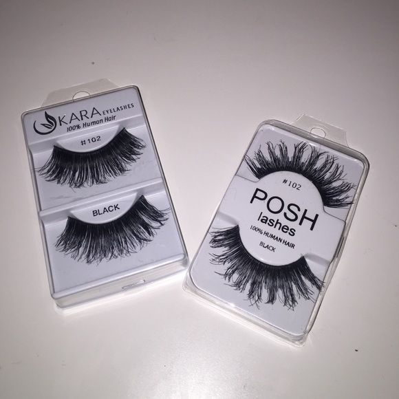 17f51f505e4 Lashes Brand new never used . dupe for KOKO lashes in queen B. Makeup